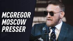 McGregor tells Cerrone to 'enjoy Christmas dinner' - before firing first warning ahead of January showdown