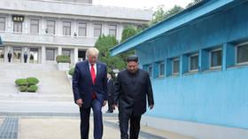 Trump & Kim enjoy 'special' relationship, tensions due to 'Washington political circles,' Pyongyang says