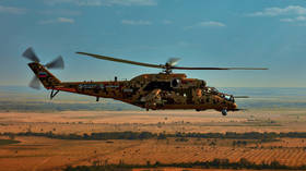Russia & Nigeria ink deal for delivery of MI-35 combat helicopters