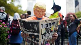 Subscription war on 'fake news': WaPo, NYT ousted from White House, federal agencies told to follow lead