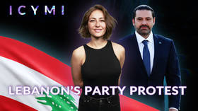 #ICYMI: Lebanon's party protest – Dissent, DJs and Baby Shark