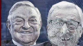 George Soros says all his 'enemies' are wannabe dictators as he drops unprecedented wads of lobbying cash