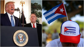 Excluding Havana, Washington bans all US flights to Cuba