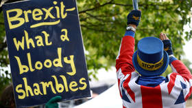 Brexit stasis: EU foot-dragging & parliamentary stonewalling have led to 'very un-British coup' in UK, George Galloway says