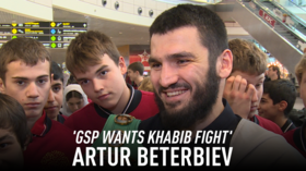'I don't think the Almighty is happy I fight for money': UFC champ Khabib hints at unease over fighting and his faith