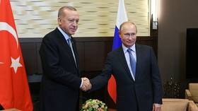 How Russia's military operation in Syria laid groundwork for Erdogan-Putin agreement