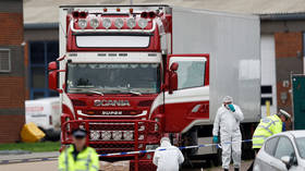Driver of Essex migrant deaths truck CHARGED: What we know so far about suspects in chilling case