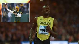 'A KING or QUEEN is about to be here': Usain Bolt & model girlfriend Kasi Bennett reveal they are expecting 'golden child'