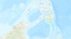 6.6 quake strikes near Davao, Philippines