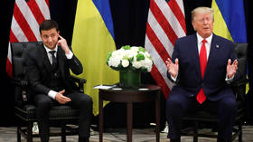 Putin always on his mind? Trump refers to Ukraine's Zelensky as 'new Russian president'