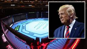 UFC 244: US president Donald Trump tentatively scheduled to attend huge UFC event at Madison Square Garden