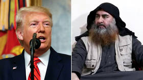 'He died like a dog, like a coward!' Trump describes GRAPHIC death of ISIS leader al-Baghdadi