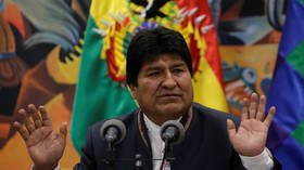Confirmed as winner, Bolivia's Morales invites international community for election audit after opposition says vote was rigged