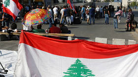 Lebanon protests enter 3rd week, roads remain blocked
