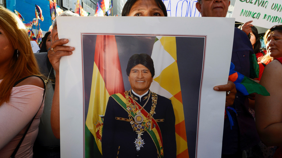 Bolivia crisis: President Morales calls new 'general elections' as international audit questions previous results