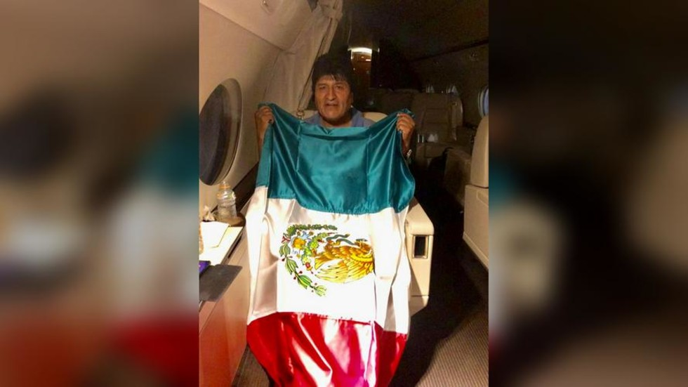 Evo's odyssey: Morales endures banned airspace, unplanned pit stop during flight to political asylum in Mexico