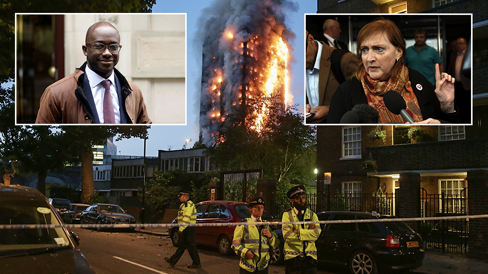 'Sickening': UK Labour politician slams rival Lib Dem for suggesting she was partly responsible for Grenfell Fire