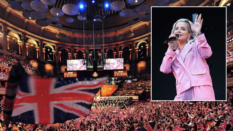 Lily Allen ignites social media war after calling for patriotic anthem 'Rule, Britannia!' to be banned