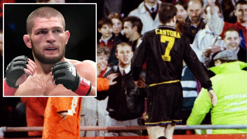 When sports stars go crazy: From Cantona to Khabib, 10 moments when sports heroes lost the plot