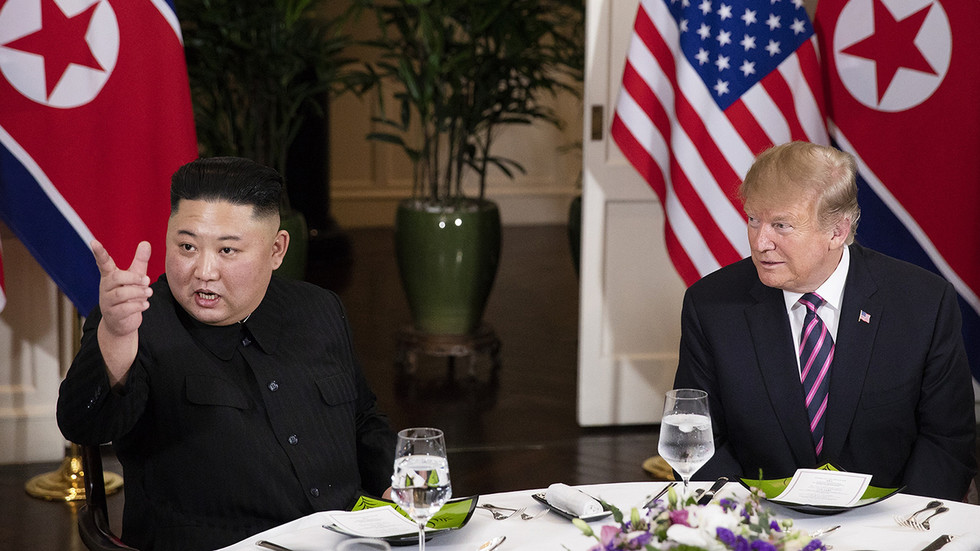 Concessions first, meeting later: N. Korea says will not 'gift' another summit to Trump