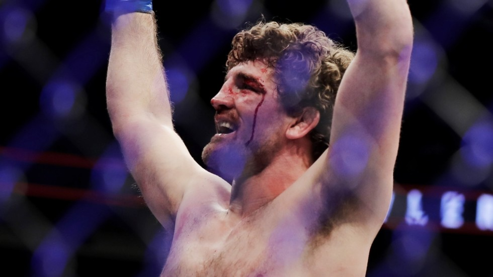 Boom! Retired! UFC welterweight star Ben Askren announces ...