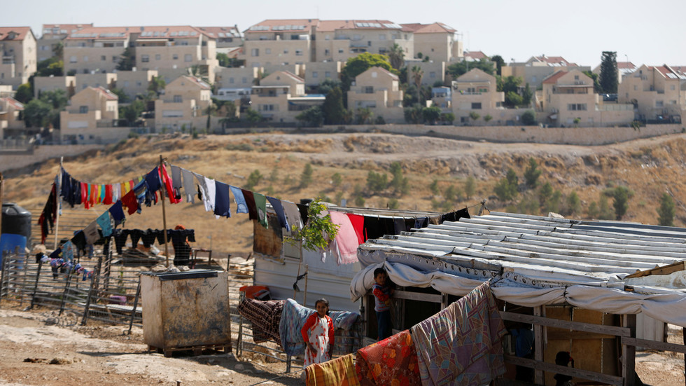 Outrage erupts over Trump administration's 'legalization' of (still-illegal) Israeli settlements in West Bank