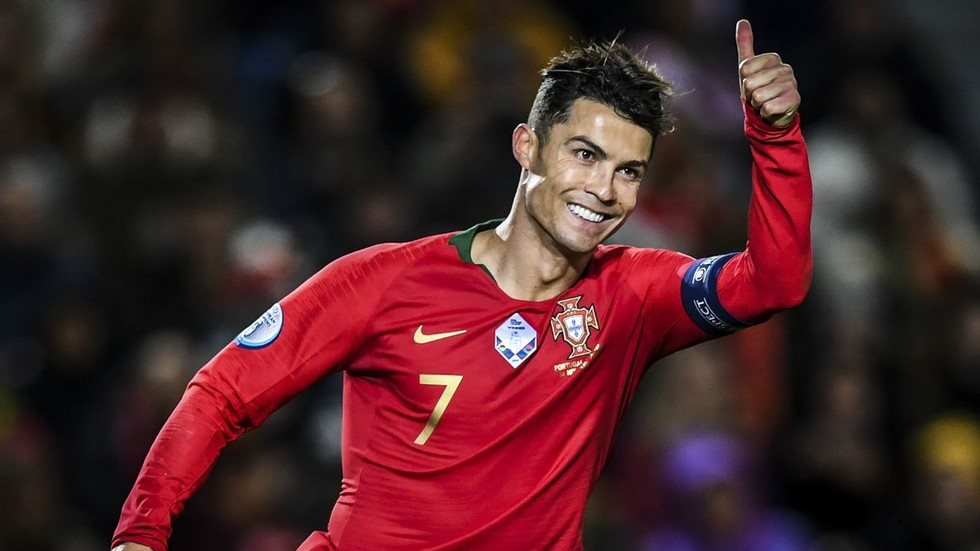 Cristiano Ronaldo labelled 'flat-track bully' as 99-goal international haul is compared to Lionel Messi's tally