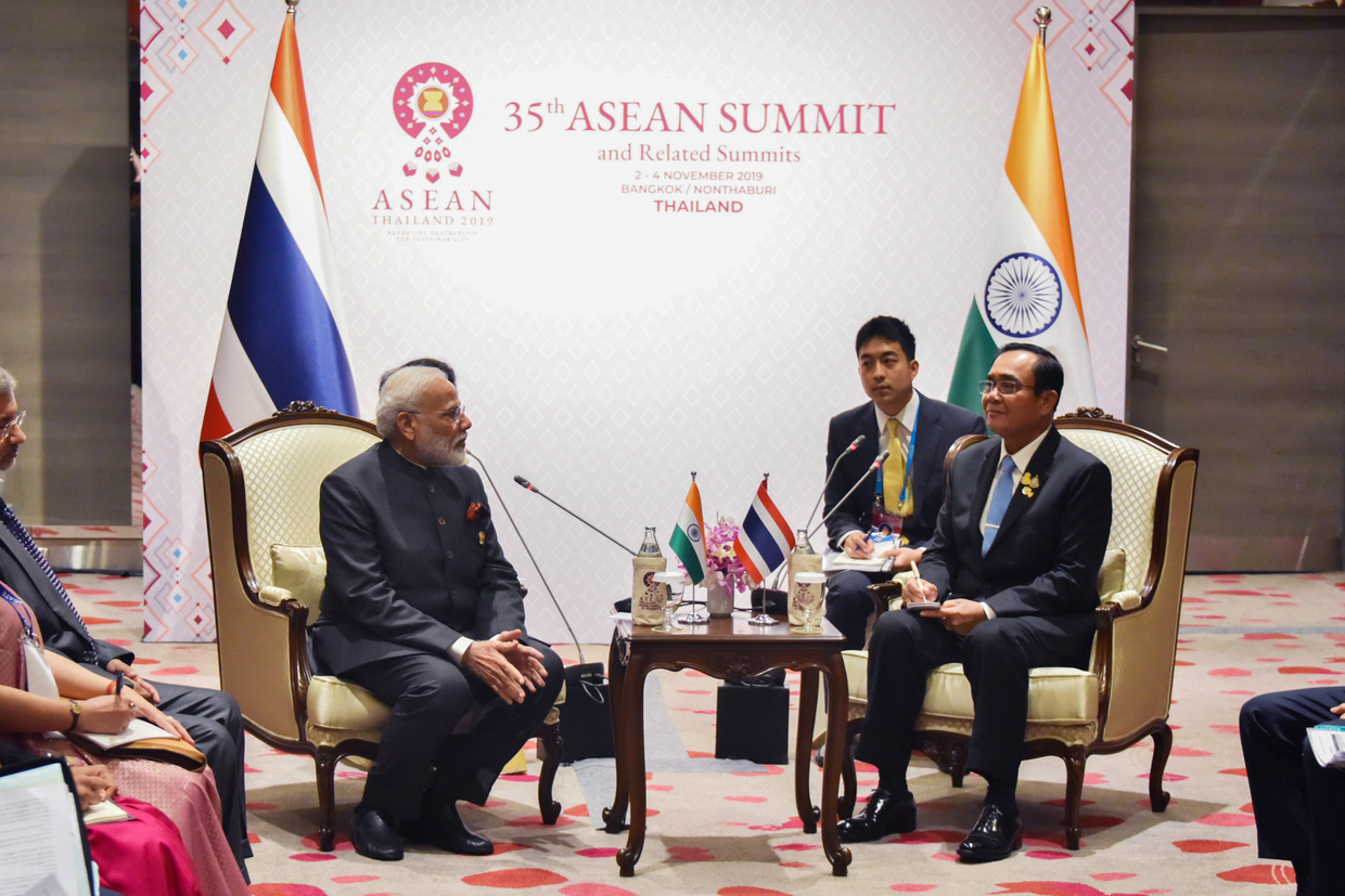 China-led Asian trade bloc pushes ahead as India steps aside