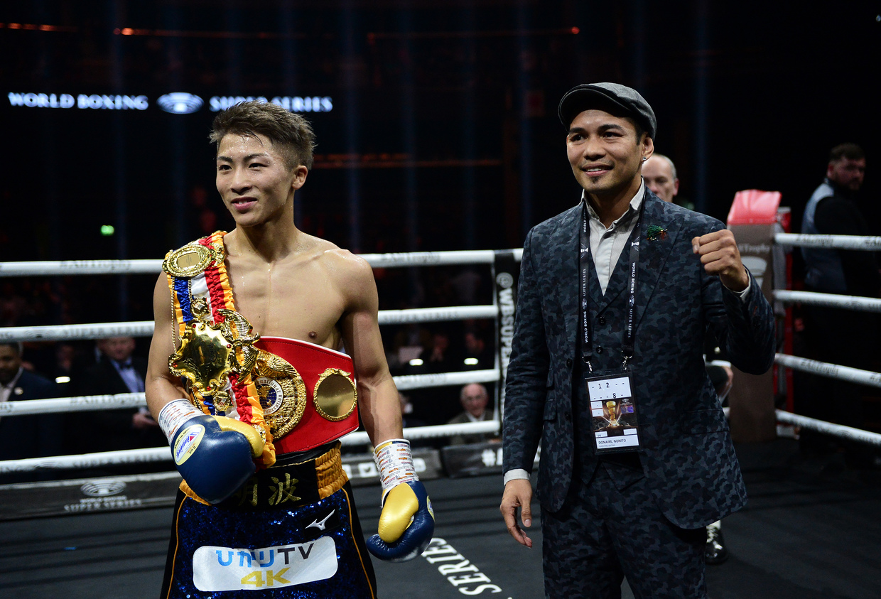 Japan's Inoue wins World Boxing Super Series final