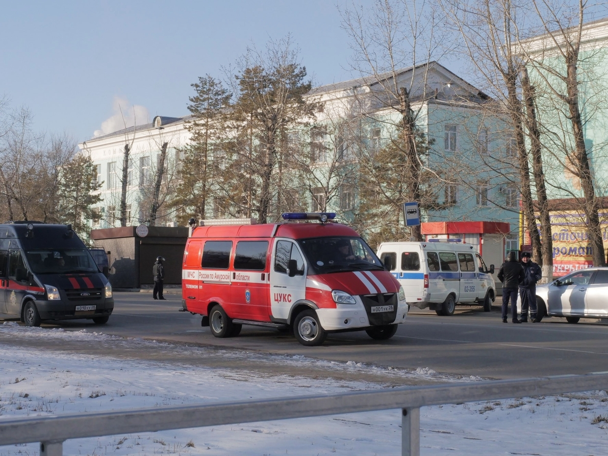 2 dead, 3 injured in a school shooting in Russian Federation