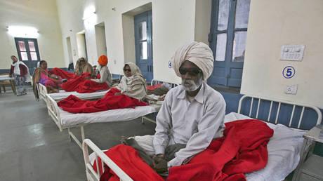 © REUTERS/Munish Sharma