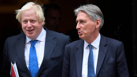 Former UK chancellor Philip Hammond quits parliament after BoJo bans him from representing Tories