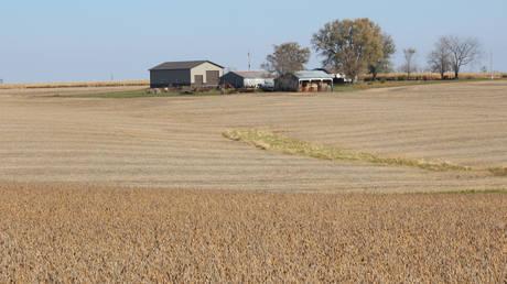 A farm in Ottumwa, Iowa (file photo)
