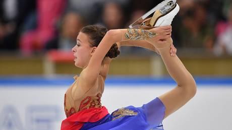 ISU Grand Prix: Russian 'Firebird' Anna Shcherbakova steals the show and takes gold in China (VIDEO)