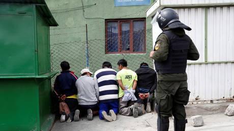 © Reuters / Carlos Garcia Rawlins