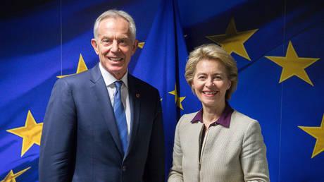 EU pushes Britain to name new commissioner despite Brexit plans
