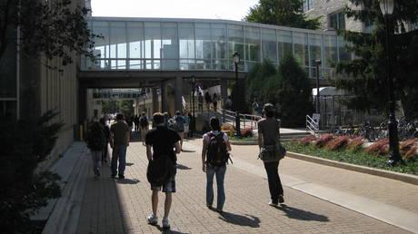 FILE PHOTO: Northwestern University campus © Flickr / Eric Fredericks