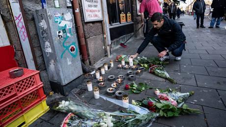© REUTERS / TT News Agency / Johan Nilsson