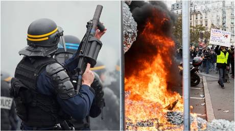 (L) Charles Platiau / Reuters; (R) Alexis Sciard / imago-images.de / Global Look Press