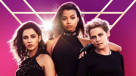 Charlie's Angels (2019 film) Theatrical release poster Dir: Elizabeth Banks,  © Columbia Pictures, Sony Pictures
