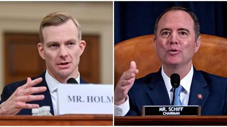 (L) © Reuters / Erin Scott, (R) © Reuters / Andrew Harrer