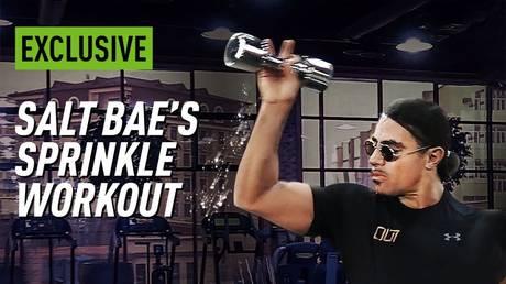 'McGregor, Khabib – I'm ready': Social media sensation 'Salt Bae' calls out fight game's biggest stars (VIDEO)
