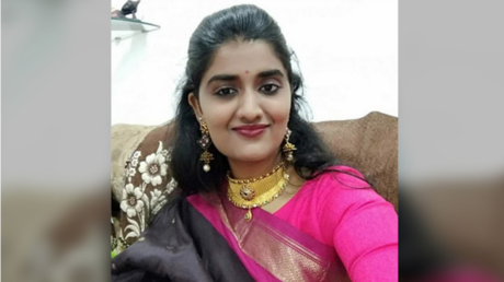 Priyanka Reddy, a 26-year-old veterinary doctor murdered on the outskirts of Hyderabad, India. © Twitter