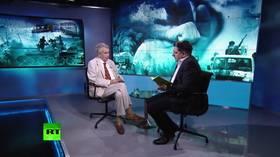 Legendary war correspondent Martin Bell: Arms sales to Saudi Arabia must stop! (E811)