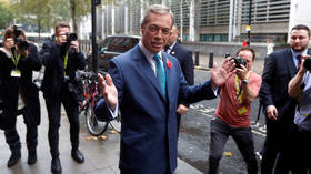 Selling no-deal Brexit 101: Nigel Farage says hard crash out of EU will get Britain 'cheaper bras'