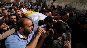 1 killed, 2 injured in Israel's retaliatory strikes on Gaza