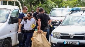 Attacker threatens teen girl with knife, 'yells Allahu Akbar' INSIDE police station on Reunion Island
