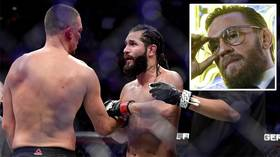 UFC 244: Trump tweets praise for Masvidal after fighter calls him a 'bad motherf*cker'