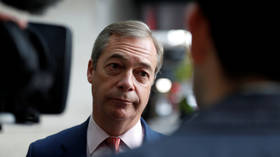 Farage says he's not running for MP, will focus on Brexit Party campaign