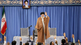 '100% wrong' to think talks with 'the enemy' US will benefit Iran - Supreme Leader Khamenei